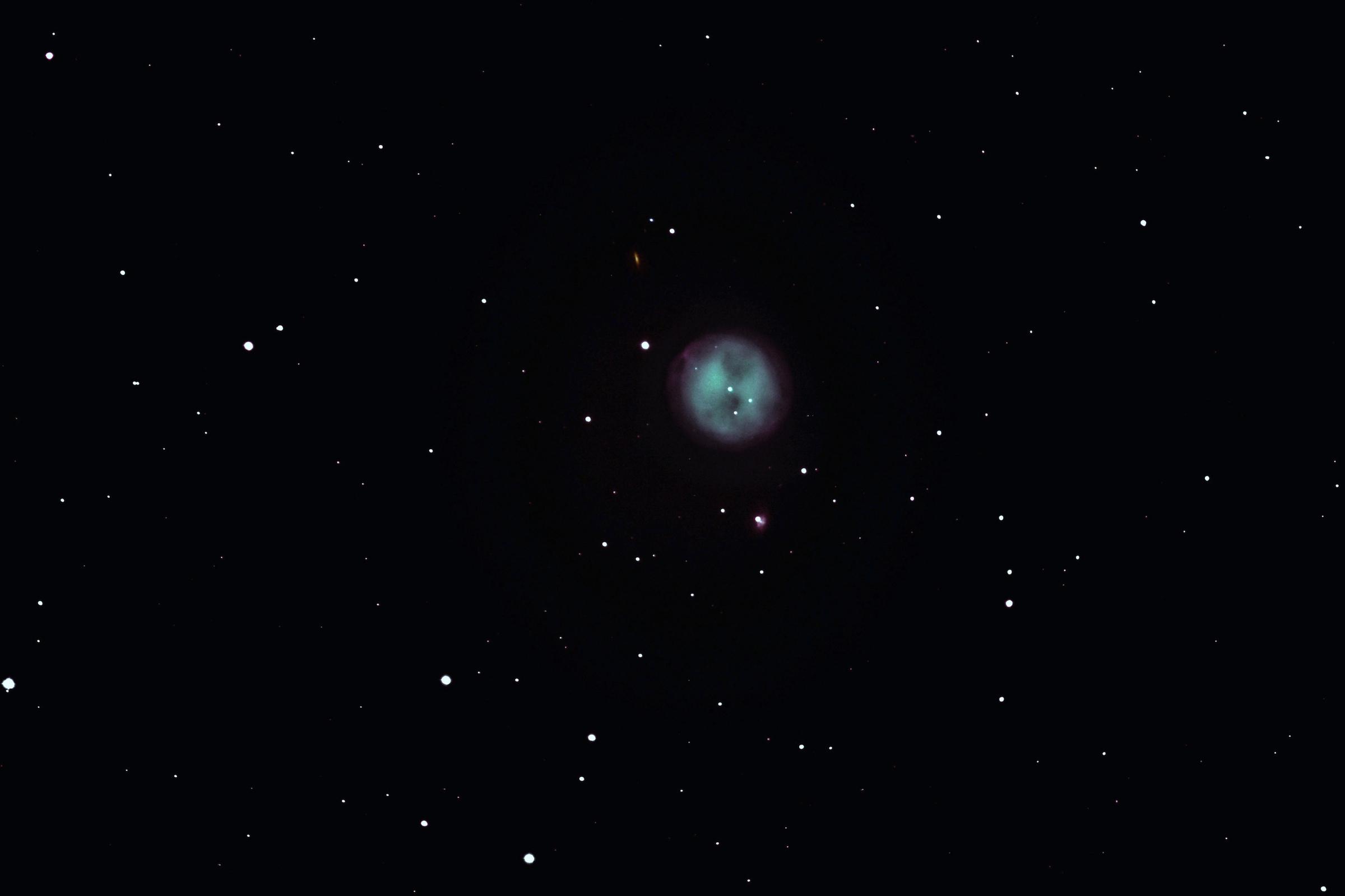 owl nebula ursa major - photo #10