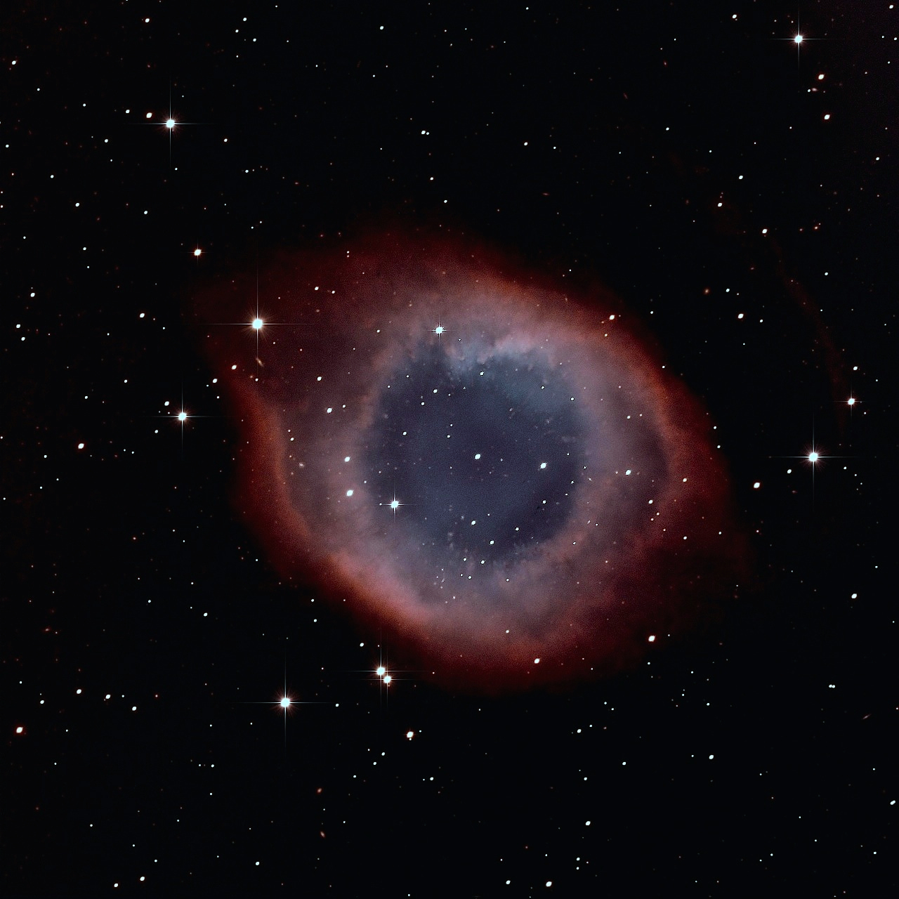 helix nebula band