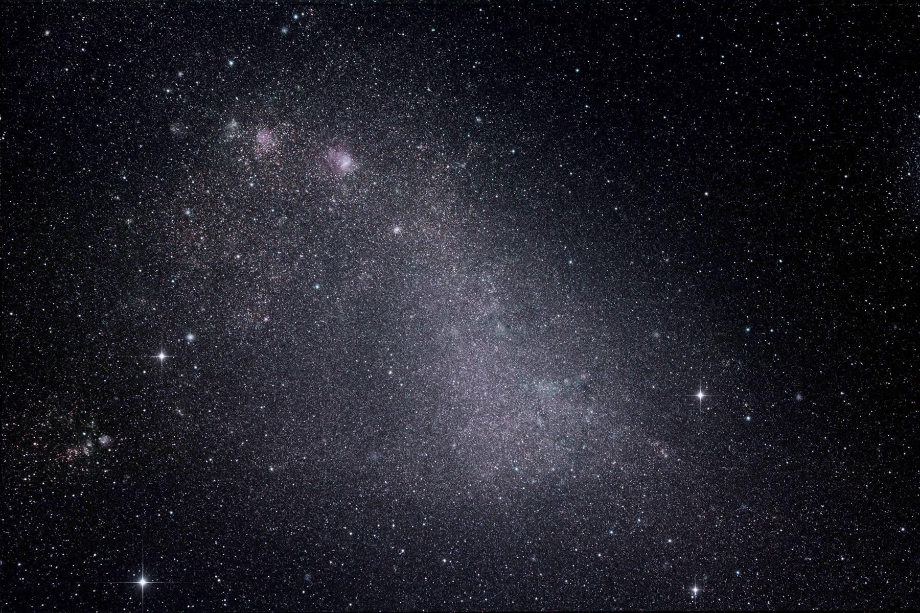 The Large Magellanic Cloud | Telescope Live